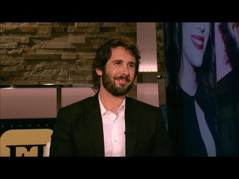 Josh Groban Gushes Over Girlfriend Kat Dennings: 'We Share A Great Sense Of Humor'