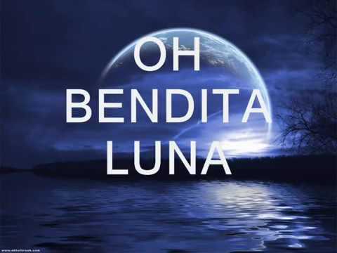 Adriana Lucía  ♥ Bendita Luna LETRA