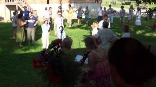 X Tradicinių šokių klubo vasaros stovykla ,Samogitian dances 31.07.2013 - 00037-40, 65-66