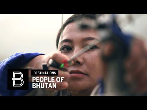 PEOPLE OF BHUTAN | Beautiful Destinations