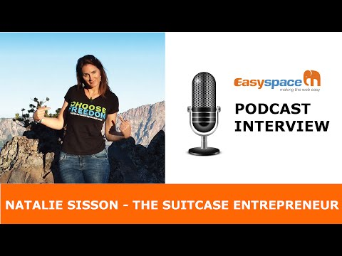 Interview With Natalie Sisson, Founder Of SuitcaseEntrepreneur.com