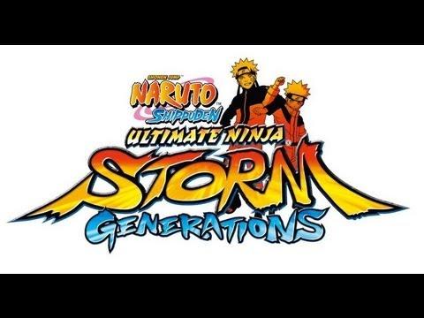 Naruto Shippuden Ultimate Ninja Storm Generations - Showroom - PS3 Xbox360