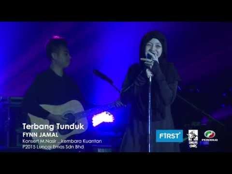 Fynn Jamal - Terbang Tunduk - Konsert M.Nasir …kembara 2015