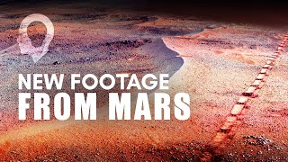 The Stunning Images Of Mars: Curiosity Rover