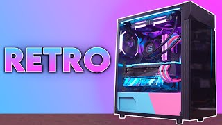 This RETRO Gaming PC is Stunning!
