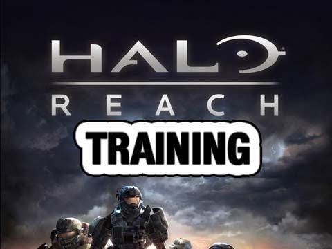Halo Reach Training - Making Vast Improvement in a Team BRs on Last Resort