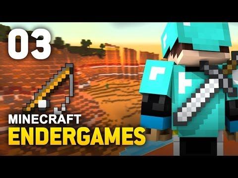 DIE TODES ANGEL LEHM Minecraft ENDERGAMES GommeHD - Minecraft endergames spielen
