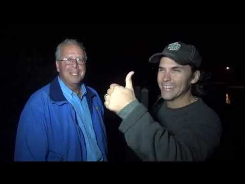 Stuart & Dr James Haley Snook Catching !