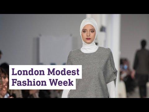 The 2017 London Modest Fashion Week