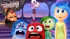 ALLES STEHT KOPF Kritik (2015) - Der neue Film von Pixar!