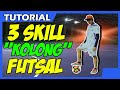 3 Cara Ngolongin Lawan Futsal | Nutmeg Skills Tutorial