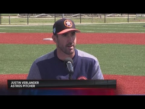Justin Verlander signs 3year contract extension with