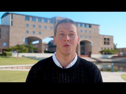 Ambition Fund: Ben's internship with International Energy Agency