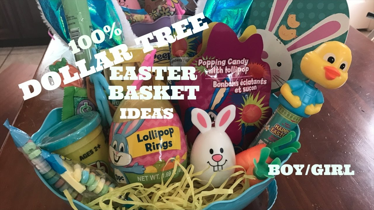 100 dollar tree easter basket ideas boy and girl 2017 youtube 100 dollar tree easter basket ideas boy and girl 2017 negle Gallery