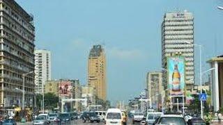 Kinshasa,the capital city of the DRCongo