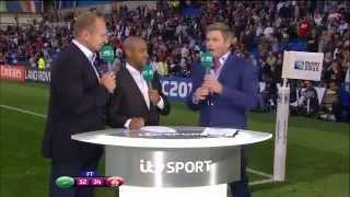 ラグビーワールドカップ2015 VS南アフリカ 70分からの攻防
