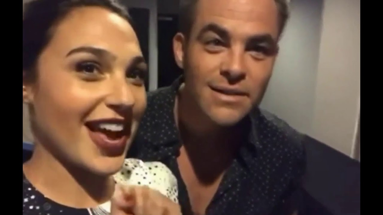 Two New Wonder Woman 1984 Scenes Starring Chris Pine and Gal ...