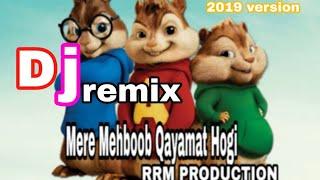 Mere Mehboob qayamt hogi - Chipmunk version 👍🏻