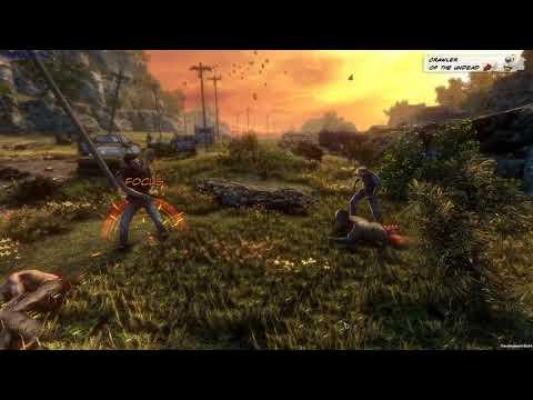 Dead Age 2 gameplay - GogetaSuperx |