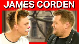 MY VERY HONEST INTERVIEW w/ James Corden