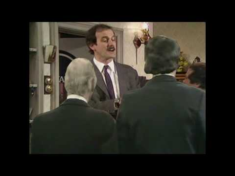 Steptoe And Son Visit Fawlty Towers