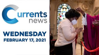 Catholic News Headlines for Wednesday, 2/17/21