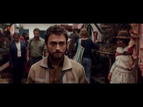 Jungle - Trailer (Daniel Radcliffe) 2017 HD streaming vf
