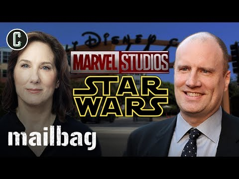 What If Kathleen Kennedy Went to Marvel and Kevin Feige Took Over Star Wars? - Mailbag
