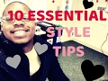 Men's Fashion Series: 10 Essential Items Every Guy Should Own 2017