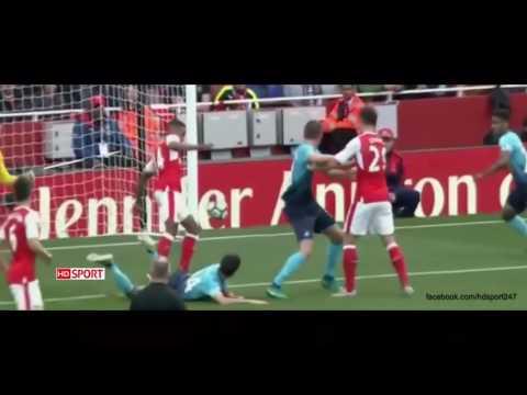 Arsenal vs Swansea 3-2 Extended Highlights HD