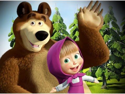 маша и медведь скачать картинку