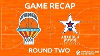 Highlights: Valencia Basket - Anadolu Efes Istanbul