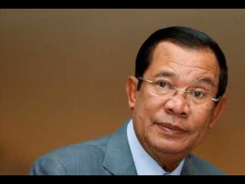 Cambodias Hun Sen Calls For Closure Of Rights Group Founded By Rival