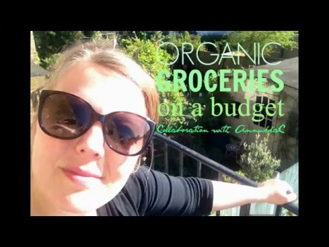 ORGANIC GROCERY HAUL - Collaboration with AnnukkaC in Finland!
