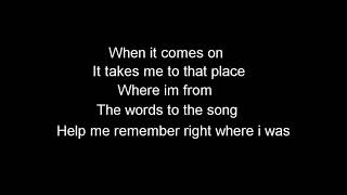Stands With Fists - When it comes on [Lyrics video]