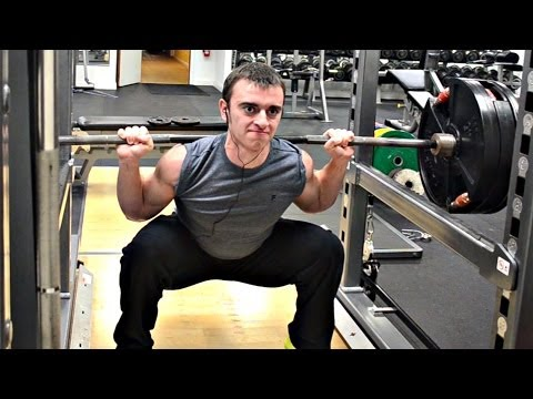 Arnold Prep - Lower Body Control Workout