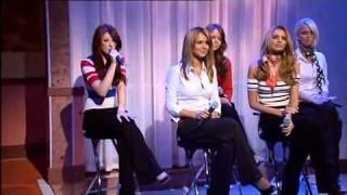 Girls Aloud   Whole Lotta History   Loose Women   17th March 2006 httpwww itv com