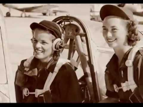 WASPs Women Air Service Pilots in World War Two