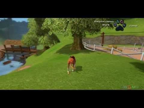 Dog's Life - Gameplay PS2 (PS2 Games On PS3)