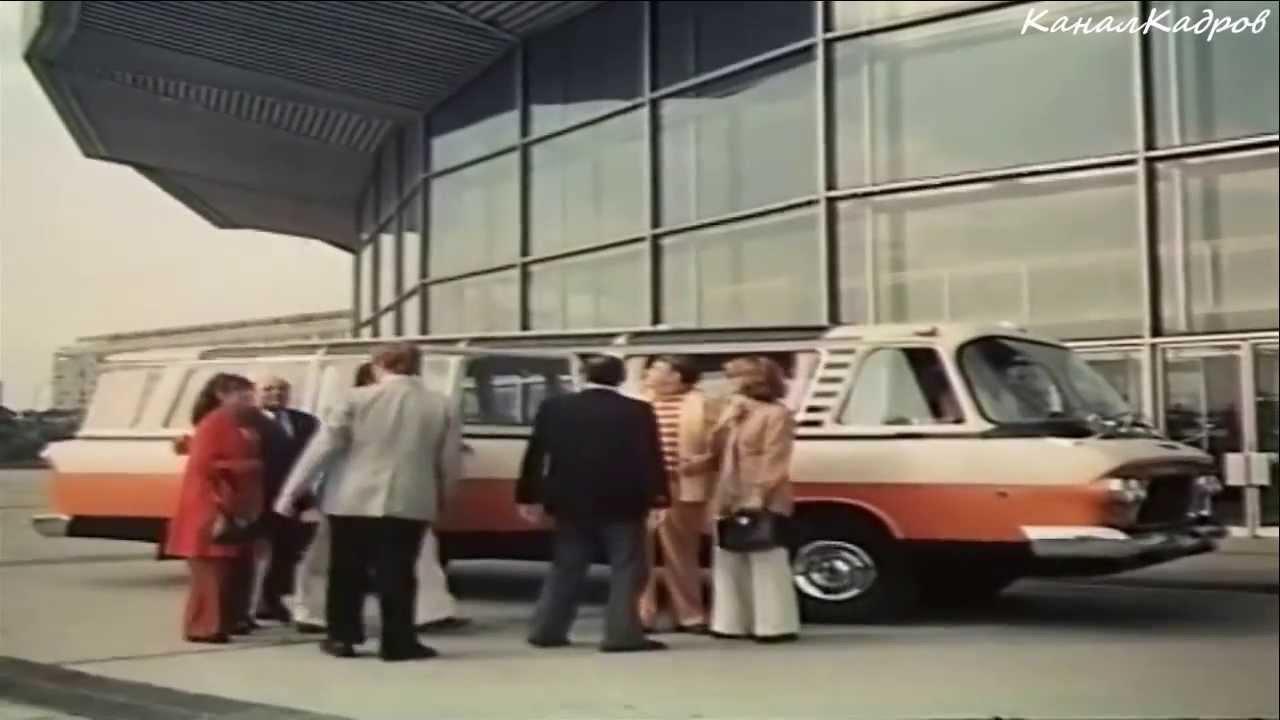 6 июн 2016. Появлению микроавтобуса зил-118 «юность» предшествовал спад производства правительственных автомобилей на московском.