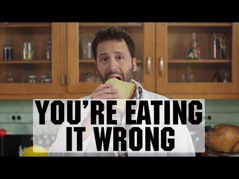 You're Eating PB&J Wrong | Food Network
