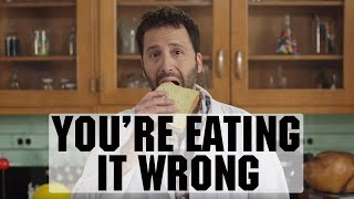 You're Eating PB&J Wrong | Food Network