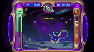 Peggle Gameplay (HD) - PS3 Version