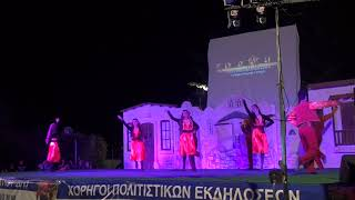 Greek Dance Anatolitikos by National Dance Ensemble Romiosini
