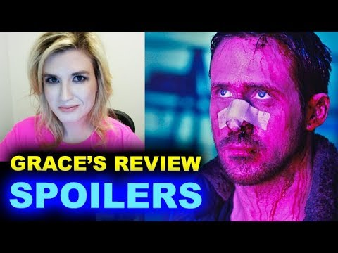 Blade Runner 2049 SPOILERS Movie Review
