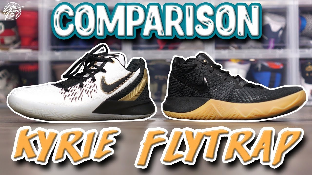 Nike Kyrie Flytrap 2 \u0026 Kyrie Flytrap 1