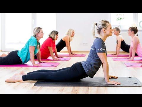 Workout mit Anika vom 20.April