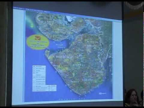 Saurashtra Kachchh Diu map