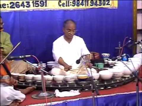 Jalatharang - The Living Legend [A.P.HAridoss, direct disciple of Mangudi Dorairaj Iyer]