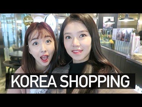 KOREA DIARY | SHOPPING WITH SUNNY ♥ SEOUL